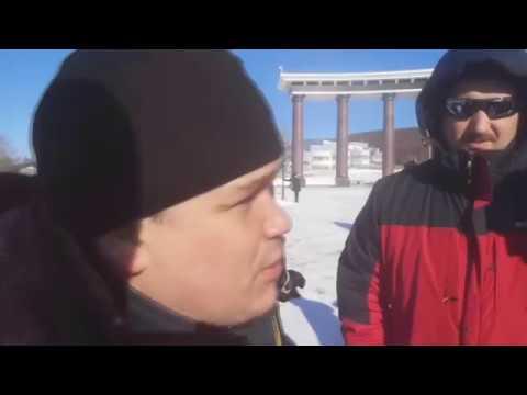 Провокации, задержания...как это было на сахалинском митинге по Курилам