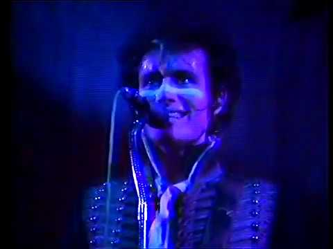 Adam and the Ants The Idea Live at the Lewisham Odean 1980