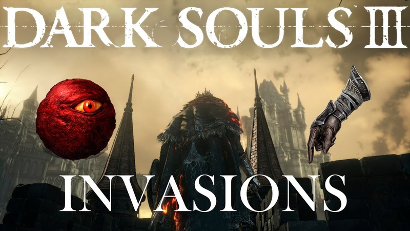 Dark Souls III - A Day From Twinks Life (Invasions - Part 004)