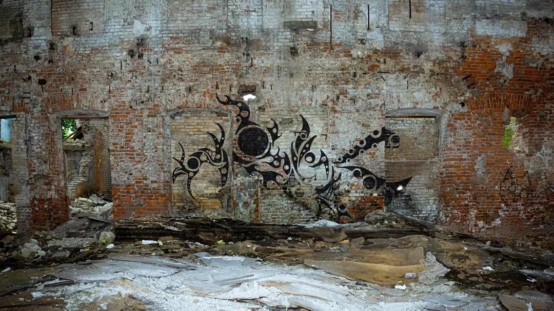 Где та грань между искусством и вандализмом - Фото