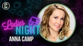 Anna Camp on More Pitch Perfect, The Office and Her New Netflix Films - Collider Ladies Night