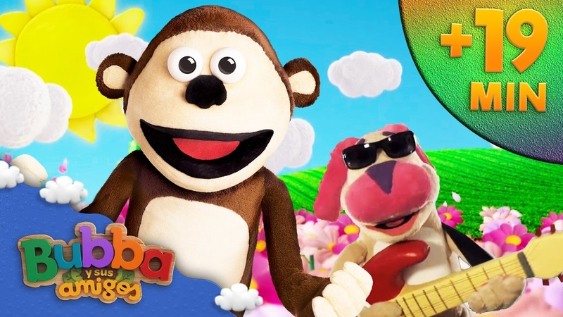 Mix Vamos a a bailar Mono Bubba y sus amigos
