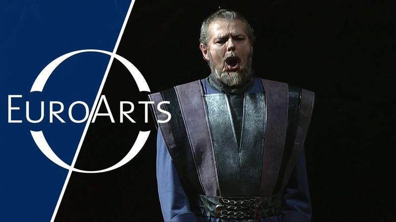 Wagner Tristan and Isolde Act 2 Deutsche Oper Berlin in Tokyo 1993