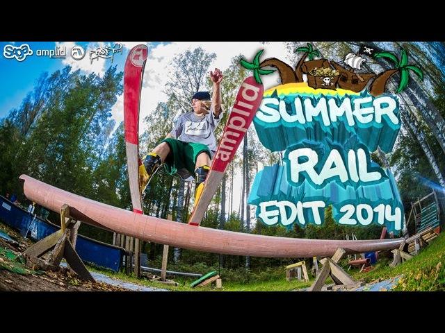 Kevin Salonius - Summer Rail Edit 2014