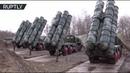Очередной ЗРС С 400 Триумф развернули в Калининградской области