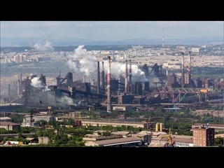 Magnitogorsk, Russia. Metallurgic Capital and Steel Heart of Russia. Ural Trip 1. Live