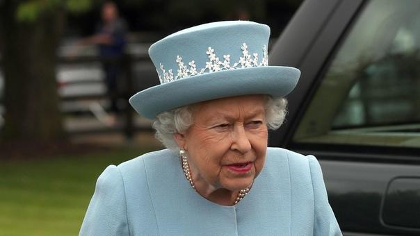 Злоумышленник пытался проникнуть в покои Елизаветы II!