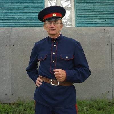 Виктор, 57, Novoanninskiy