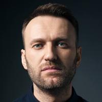 Фотография Алексея Навального