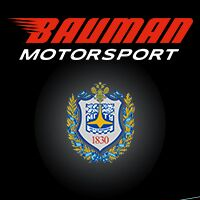 Логотип Bauman Motorsport