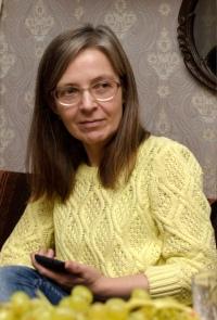 Elena  Ocheretenko (Garevskikh)