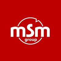 Логотип Концертное агентство MSM Group