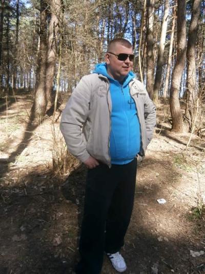 Dima, 38, Hrodna