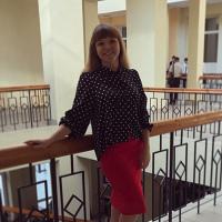 Фотография страницы Карины Спасовой ВКонтакте