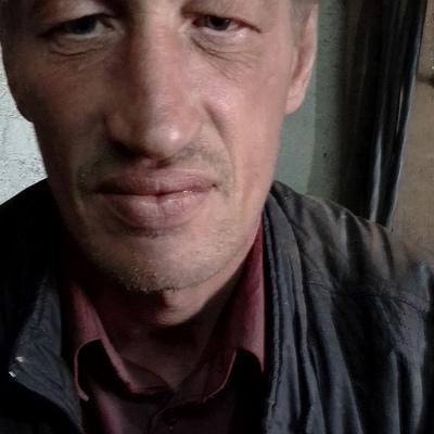 Владимир, 43, Berezovo