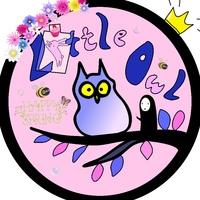 Логотип Little Owl - товары для уютной и сладкой жизни!