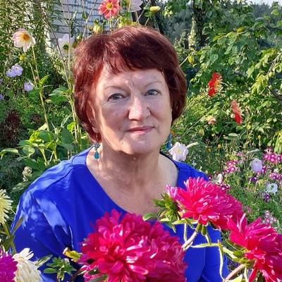 Людмила, 68, Sortavala