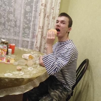 Макс, 21, Syktyvkar