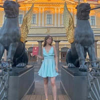 Яна Кобылина   Санкт-Петербург