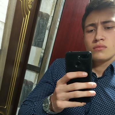 Амир, 18, Ipatovo