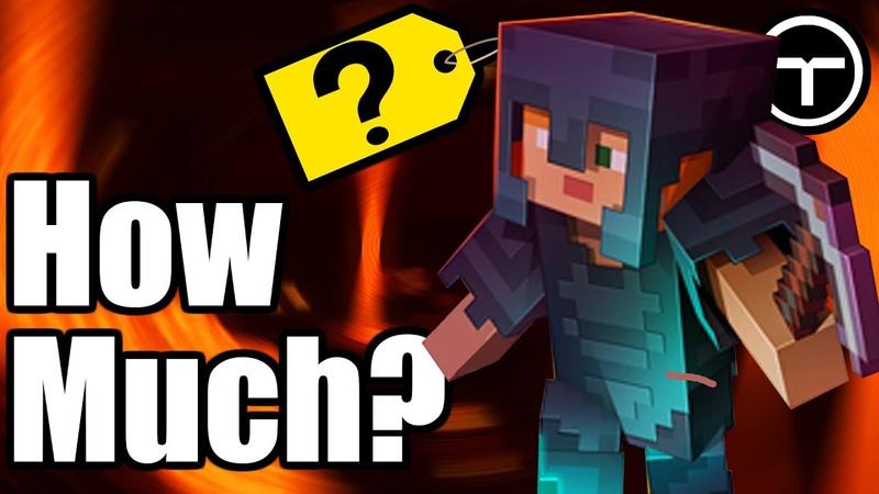 Trick Science Minecraft The True Cost of Netherite Minecraft Nether Update 1 16
