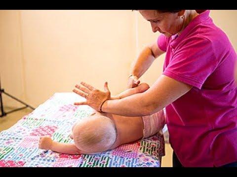 Войта терапия обучение родителей. Первое положение по Войта.