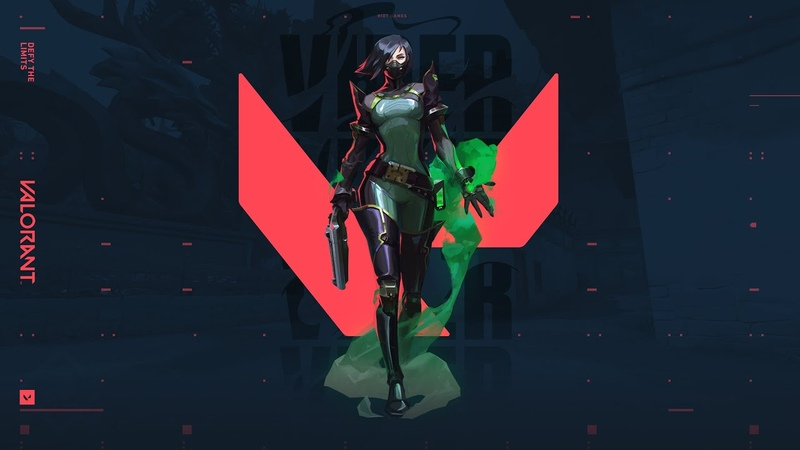 Valorant Viper Theme Song Music Drip · Corbin Roe · Mayne · NicXIX Riot Games