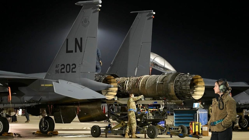 Lethal Combat Airpower U S Air Force Night Operations in England