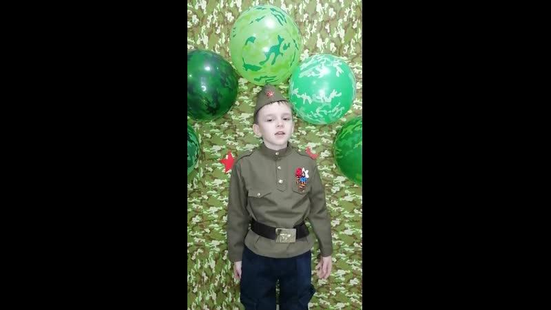 Тарасов Михаил, 7 лет. Тренер Митюнин С.