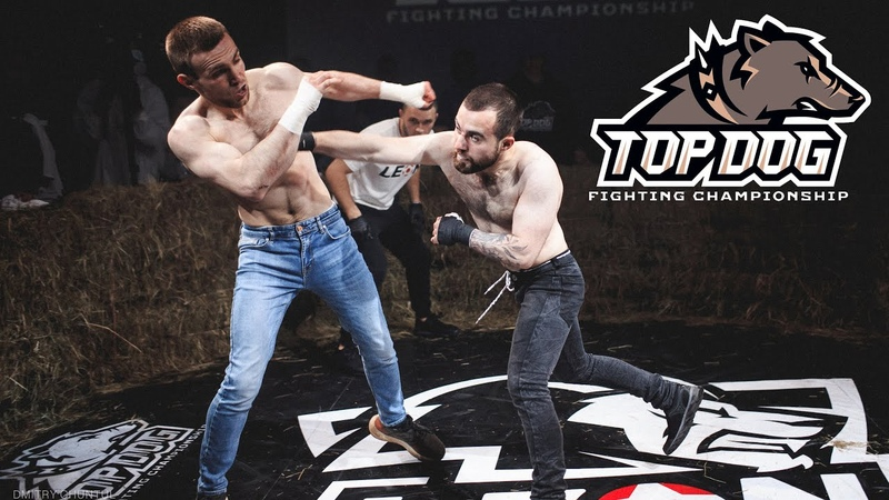 Yavuz Lionheart vs David Loban Bare Knuckle Fight TDFC 3