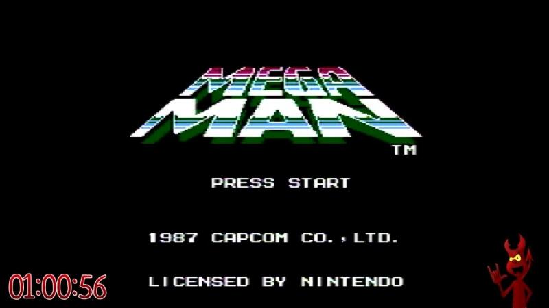 NES - Megaman
