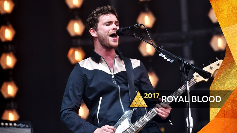 Royal Blood Out Of The Black Glastonbury 2017