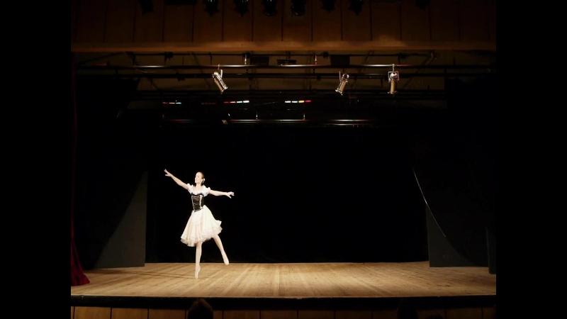 Вариация из балета Жизель, 1акт