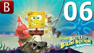 SpongeBob SquarePants: Battle for Bikini Bottom — Rehydrated ➤ 06 Корабль с призраками