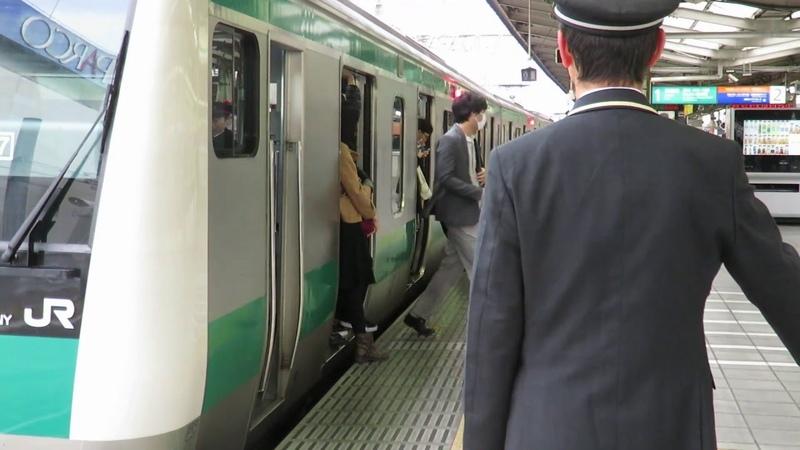 朝ラッシュ 通勤時間帯の埼京線混雑 ピーク