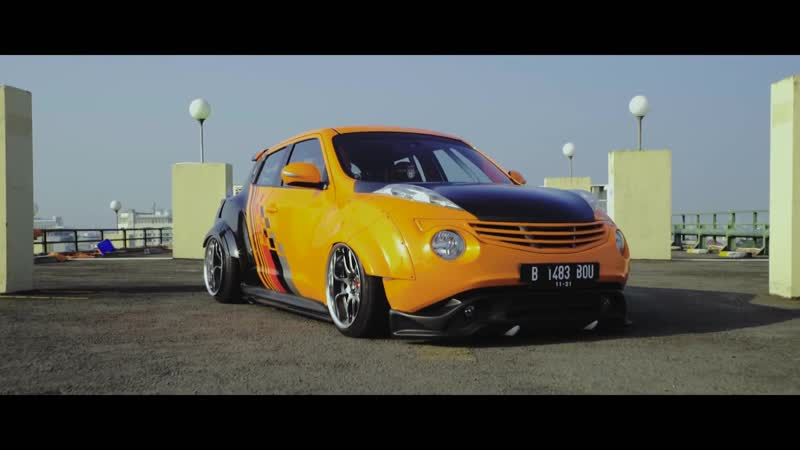 Liems Bagged Nissan Juke ¦ A MEDIA Perfect Stance