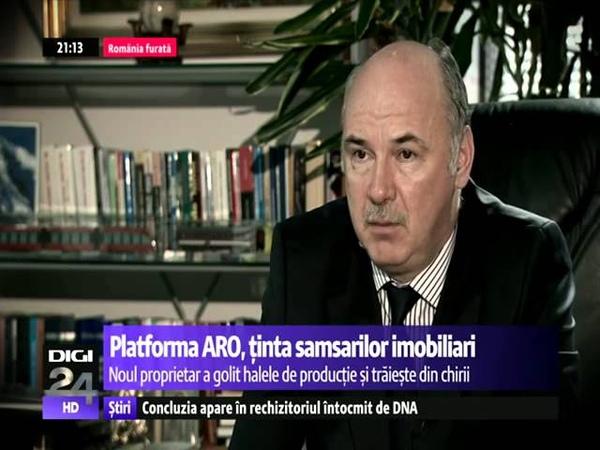 ROMÂNIA FURATĂ Fabrica ARO mândrie naţională vândută la preţ de apartament