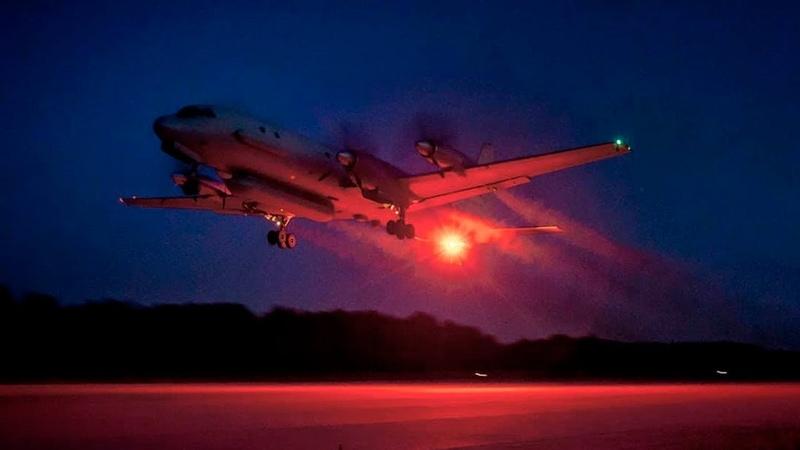 Ил 20М Ночная разведка Авиабаза Кубинка Март 2020