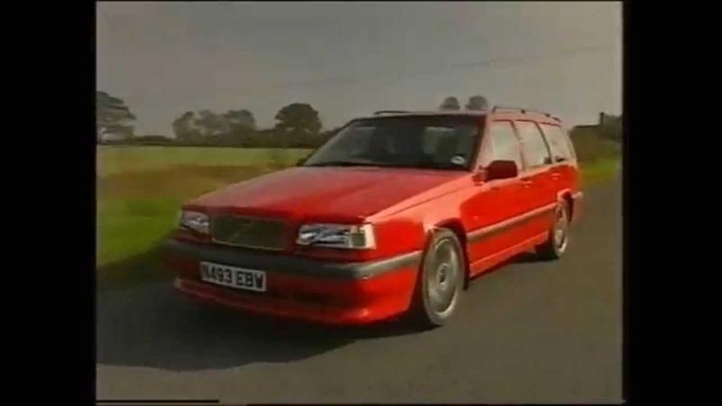 Top Gear Volvo 850R