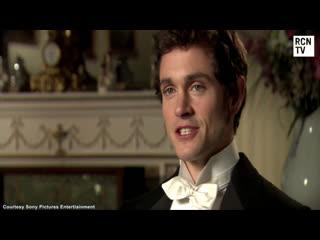 Hysteria Cast Interviews Rupert Everett, Felicity Jones, Maggie Gyllenhaal, Hugh Dancy