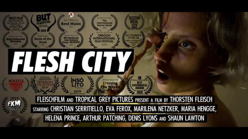 Мясной город Flesh City Zyntrax Symphony of Flesh 2019