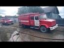 Пожар по адресу городской округ Сухой Лог, с. Курьи, ул. Свердлова.