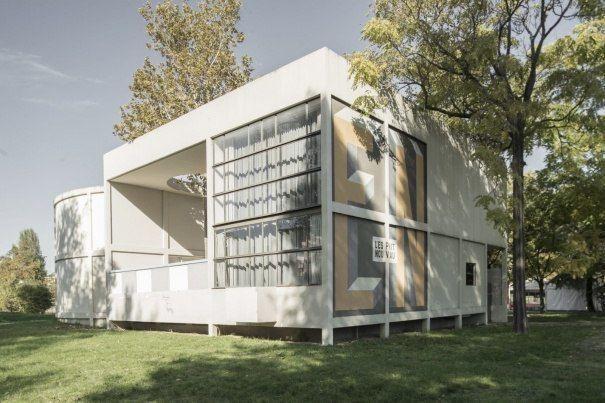 Павильон ЛеКорбюзье включили в20главных мировых достижений дизайна иархитектуры