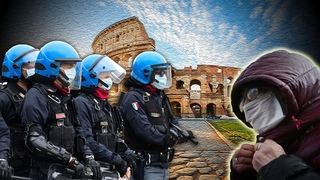 IT BEGINS: Italians Are Getting ARRESTED And Face 3 MONTHS IN JAIL For Violating New Decree!!!