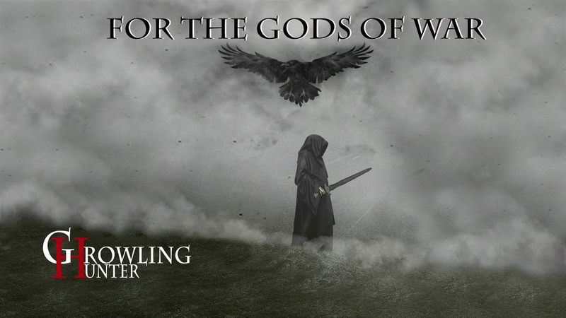 Growling Hunter For the gods of war