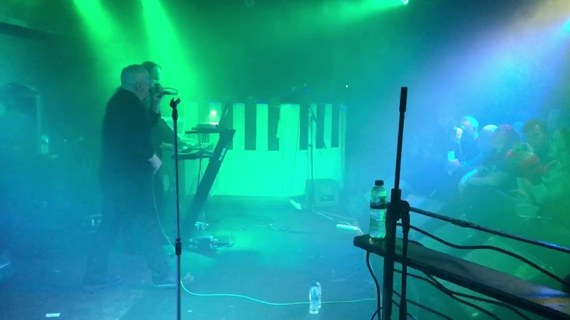 Assemblage 23 live @ Ivory Blacks Glasgow 06/09/18