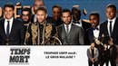 Trophée UNFP 2018 le gros malaise TempsMort présentée par Agathe Auproux 15 05 18 OKLM TV