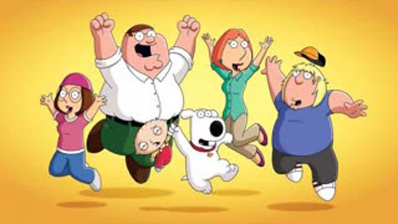 Family Guy - Damn Nature