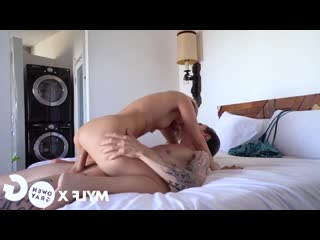 Aaliyah Love, Owen Gray  Milf [2020, All Sex, Blonde, Tits Job, Big Tits, Big Areolas, Big Naturals, Blowjob]
