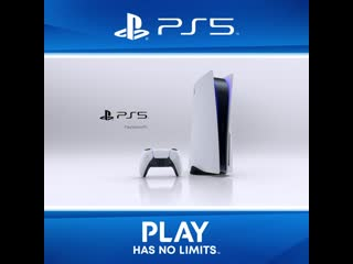 PlayStation 5 | Play Has No Limits